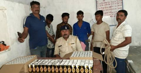 Bhojpur-police