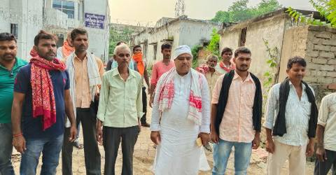 Ichri-village-mukesh-yadav