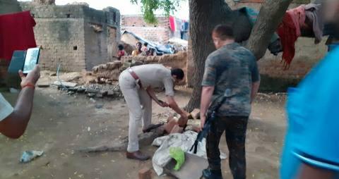 On-liquor-ara-town-to-bhojpur-villages