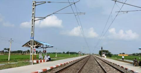 Patna-jhajha-rail-line