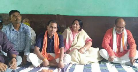 Sandesh-BJP-Shweta-singh