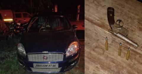 Agiyao-Bazaar-Police-car-pistol-Bullets