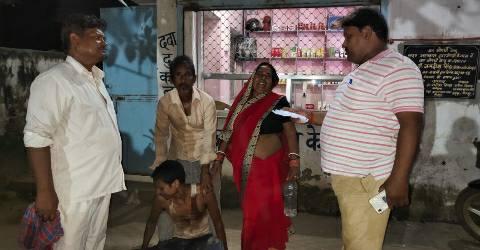 Gadhni-Bagar-Road-Accident-injured