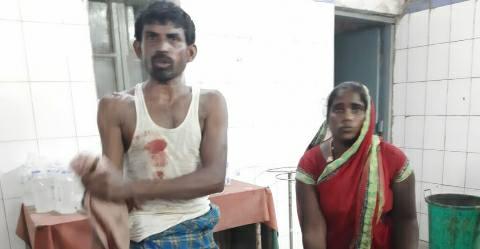 Gothula-Arrah-injured