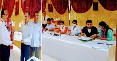 Health-test-ara-sadar-Hospital