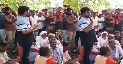 Kundva-shiva-Rakesh-ojha-shahpur