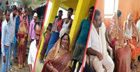 LJP-sandesh-shweta-singh-Bhojpur