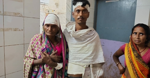 Demha-Udwantnagar-Bhojpur-injured-woman-man.jpg