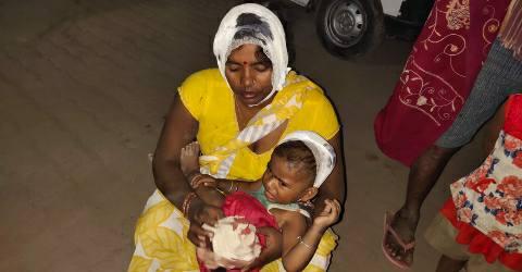 Dumra-Bhojpur-injured-woman-child.jpg