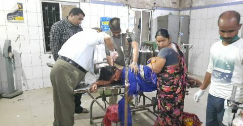 Narayanpur Police Station-woman-injured.jpg