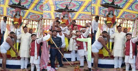 Mla-Rahul-tiwari-Govardhan-puja-shahpur.jpg