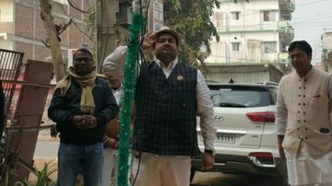 Raj Automobiles celebrates Republic Day celebrations with pomp