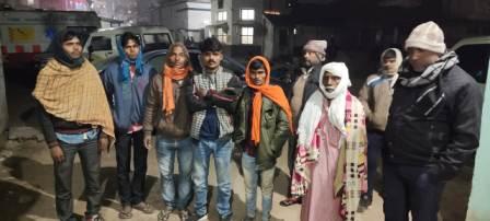 Sarangpur-Youth beaten to death in Ara
