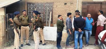 Armed criminals robbed in broad daylight in Arrah