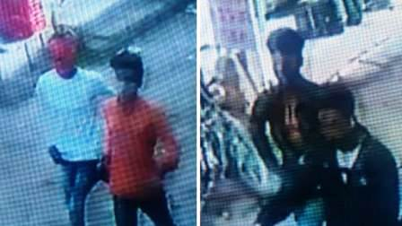 Local gang suspected in robbing Ara jewelery