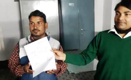 Manu becomes president of Dumariya PACS