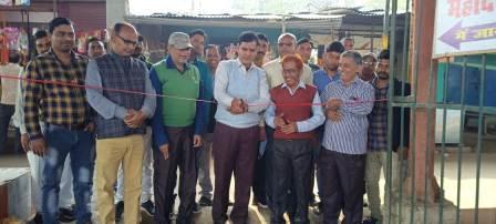 Mini Ayush camp organized in Bakhorapur, Badhra