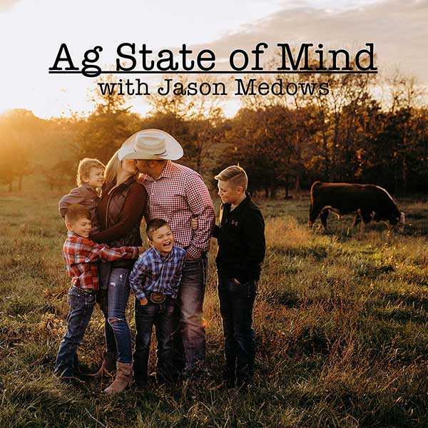 Podcast – Farm kid turned counselor is helping farmers out in a big way!