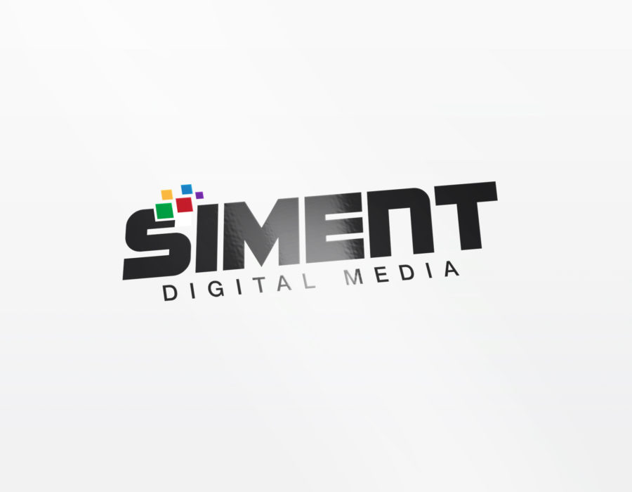 Siment Digital Media Logo Redesign