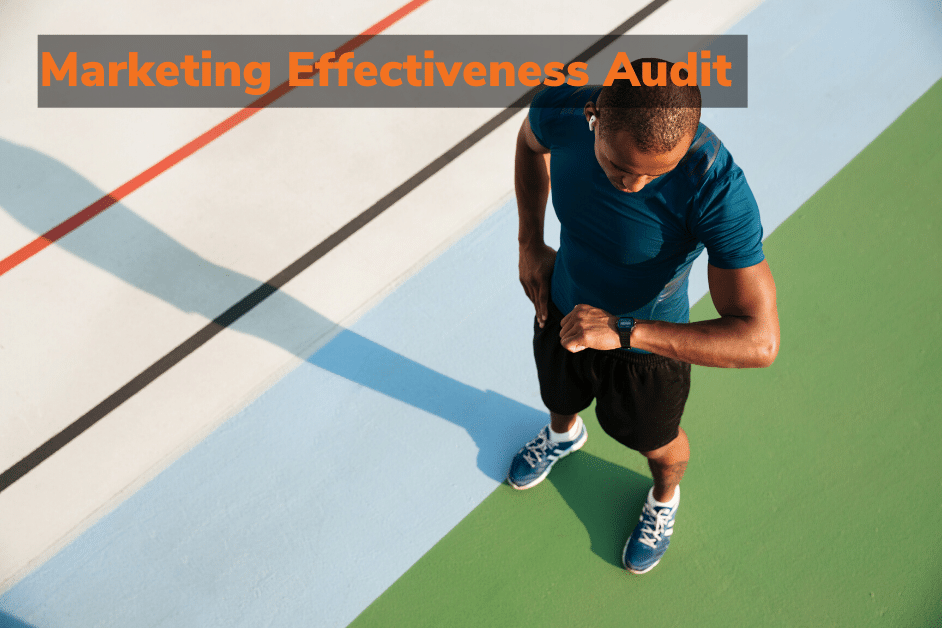Marketing Effectiveness Audit - Salt Strategy