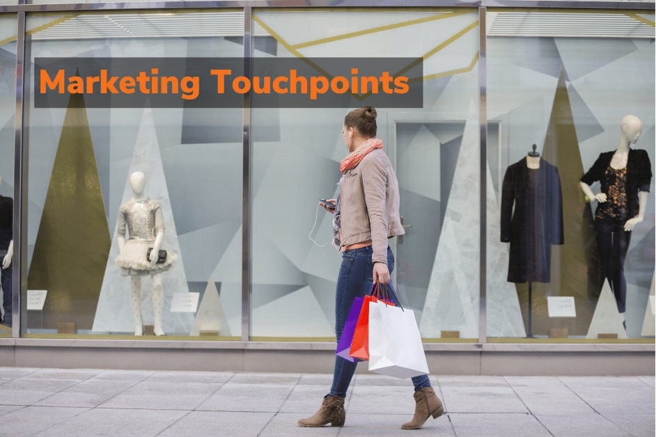 Marketing Touchpoints - Salt Strategy
