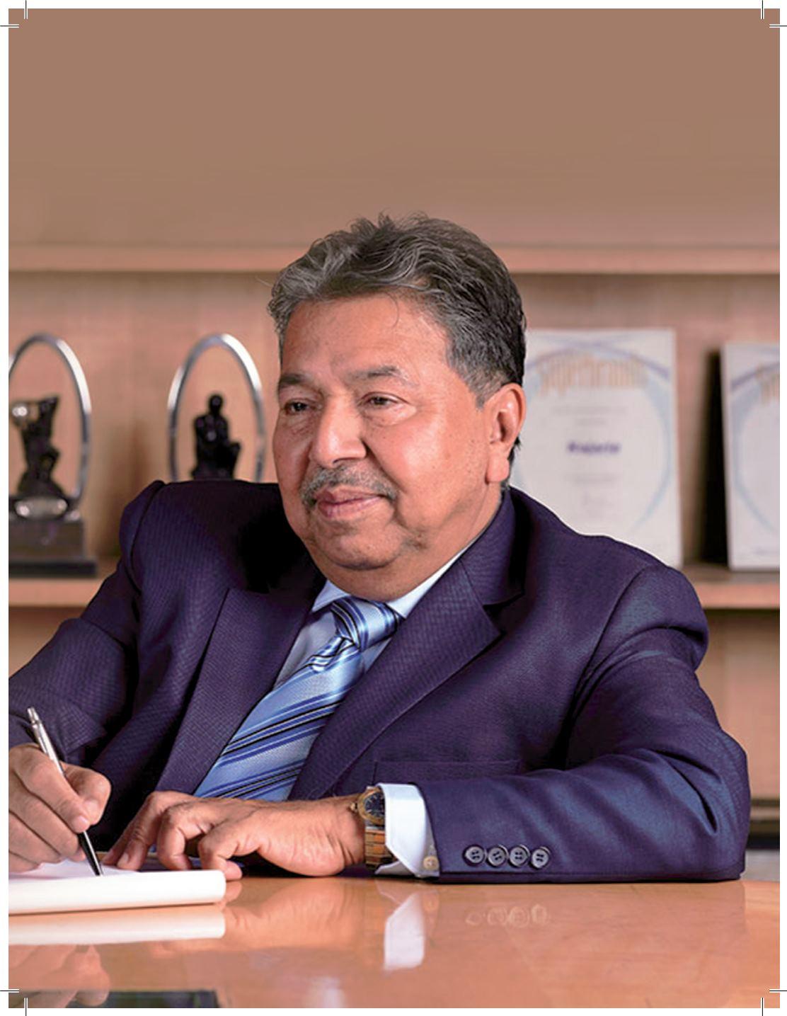 Asia's Most Promising Leaders – Ashok Kajaria