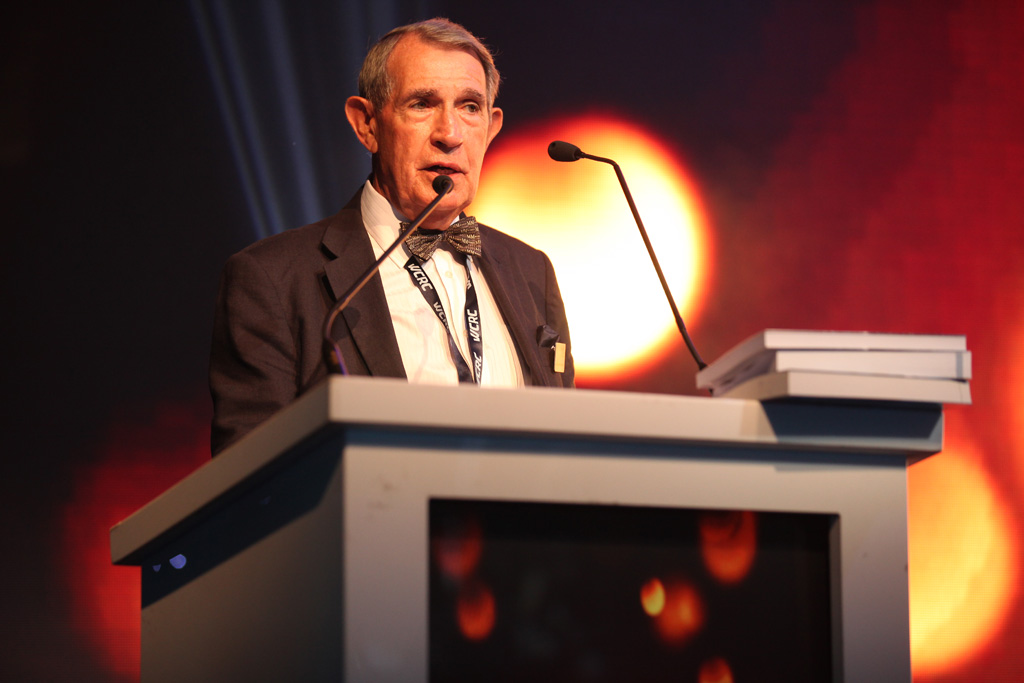Prof. Malcolm McDonald