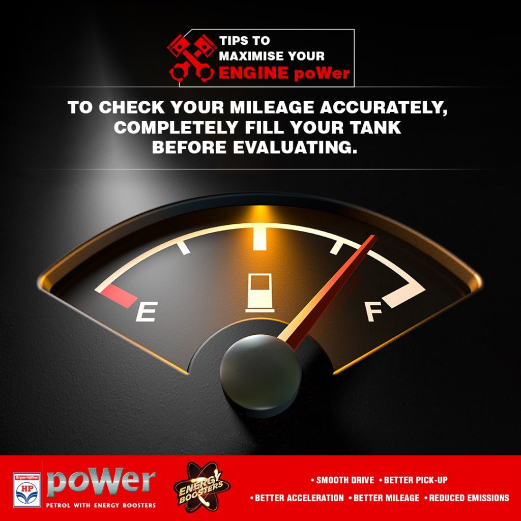 HPCL poWer: Petrol with Energy Boosters from Hindustan Petroleum
