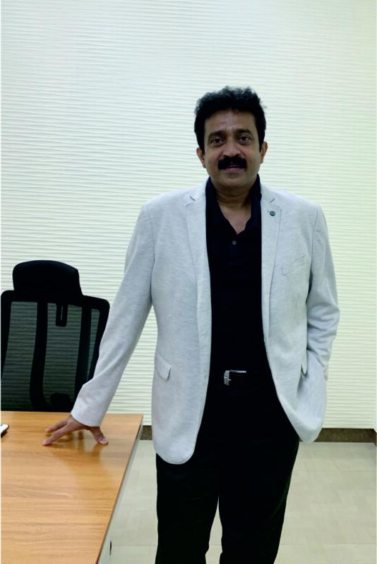 Bantwal Ramesh Baliga, CEO Watertec