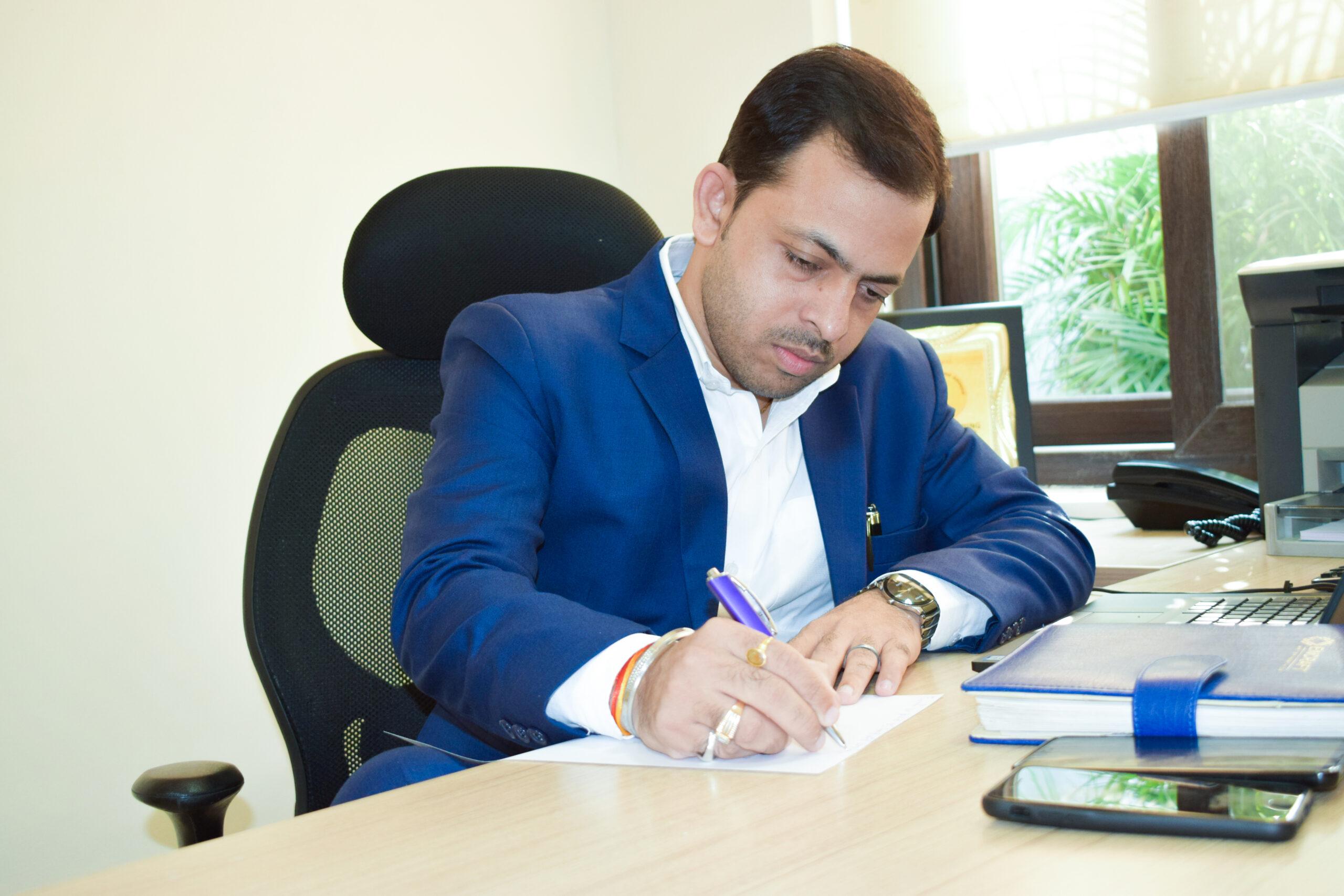 Truly dedicated, truly trusted: Avanish Singh Visen, Encraft India
