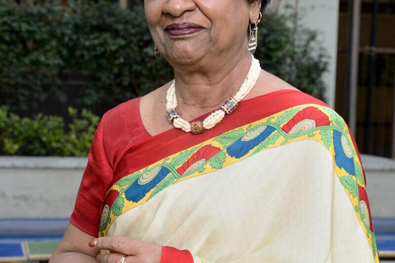 To Maam with Love. An extraordinary educator: Nashy Chauhan.