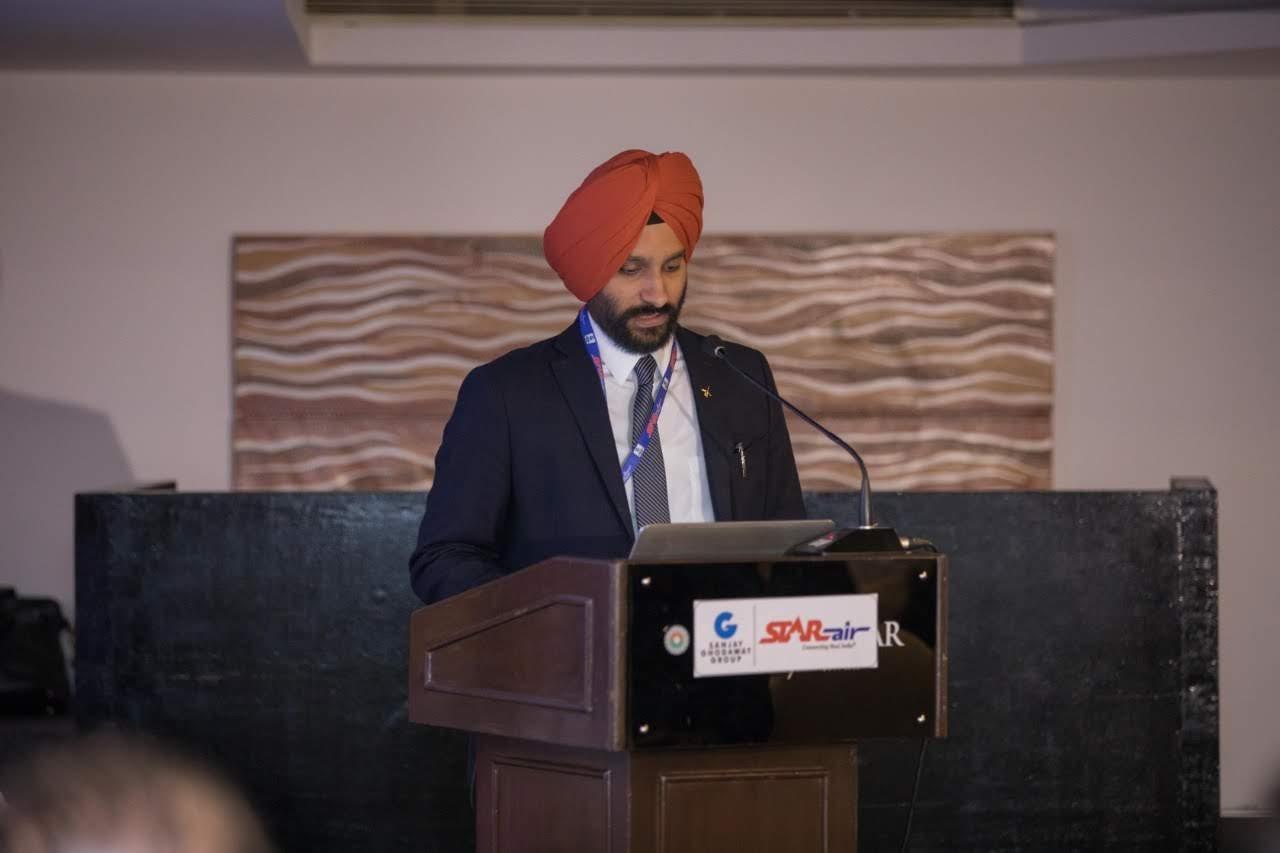 Simran Singh Tiwana, CEO, Star Air: The Star New Kid on the Block