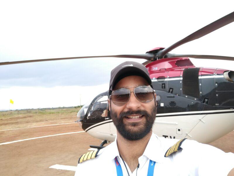 Simran Singh Tiwana Star Air