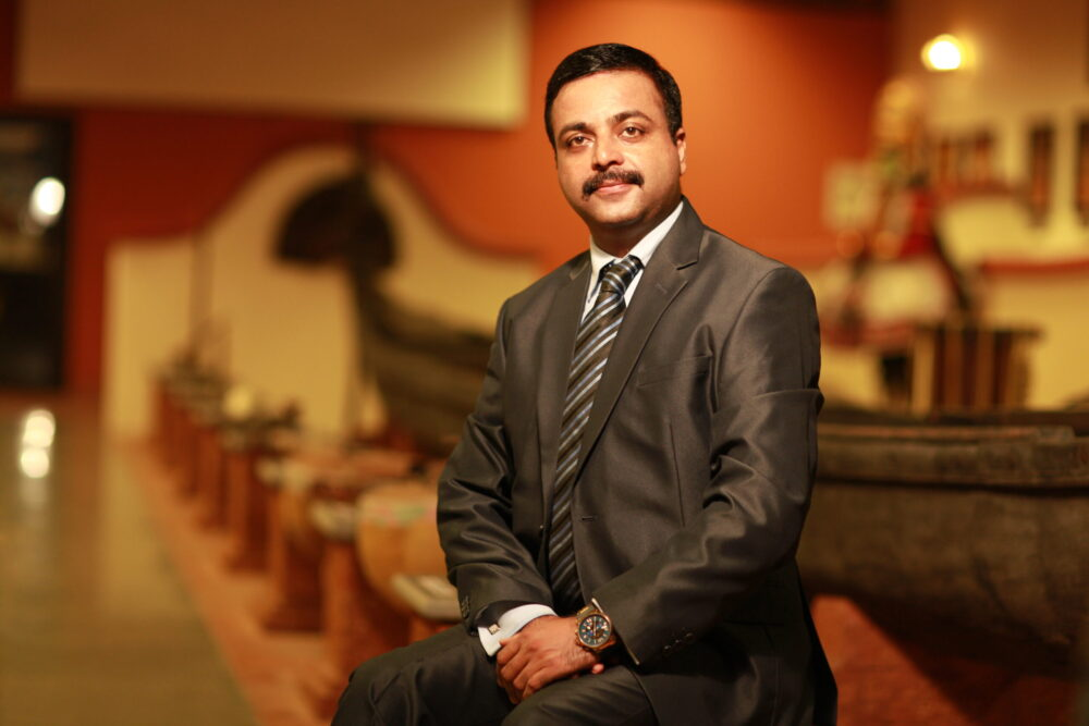 An Inspirational Indian Leader: Dr RK Thomas