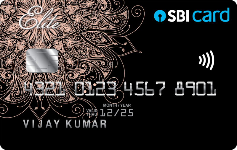 SBI Elite Card