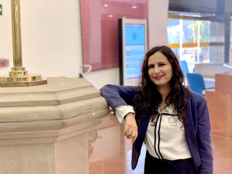 Inspiring Growth through innovations: Dr. Nagma Abbasi