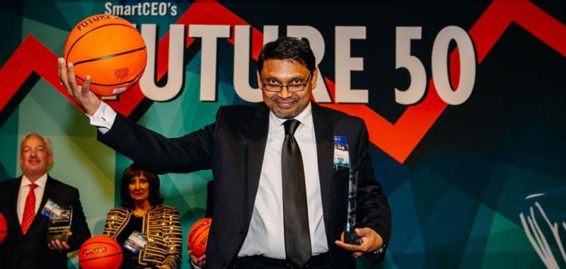 Rajesh Sinha - Transforming the digital space through innovate information technology