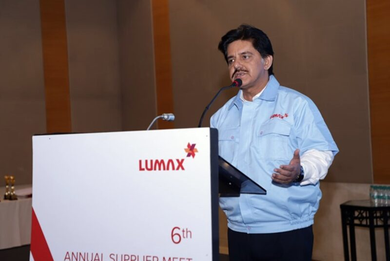 Vineet Sahni Lumax