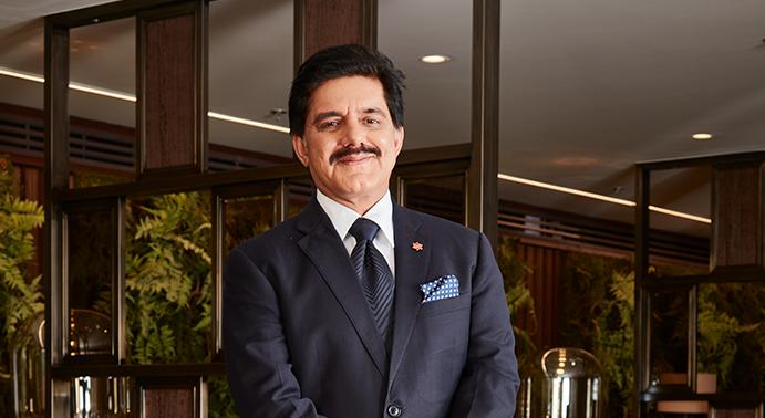 India's Most Trusted CEO 2021, Automotive –Vineet Sahni, Lumax