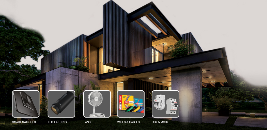 GM Modular bringing innovative home electrical solutions to simplify living