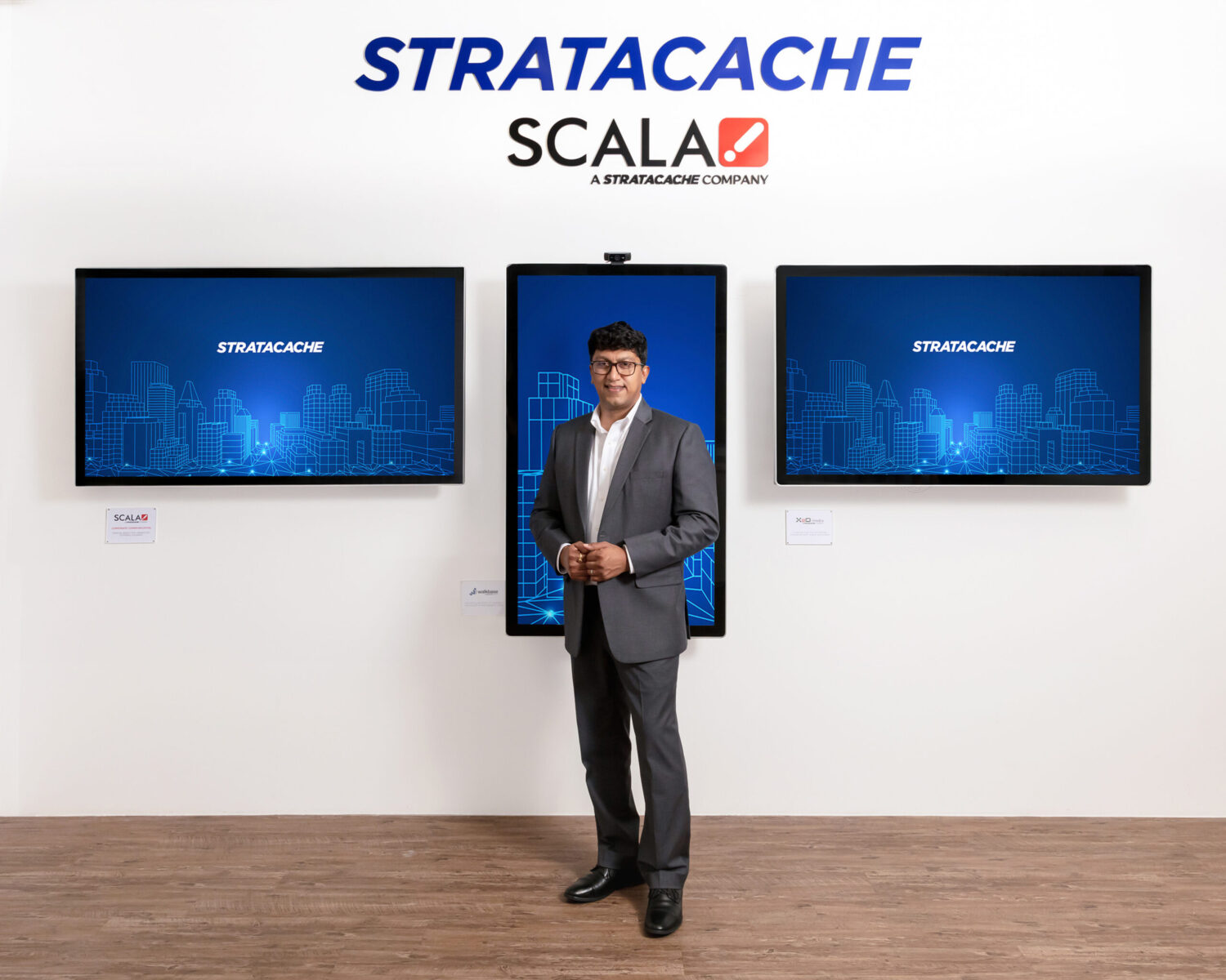 A clear vision and precision implementation: Manish Kumar MD APAC Stratacache