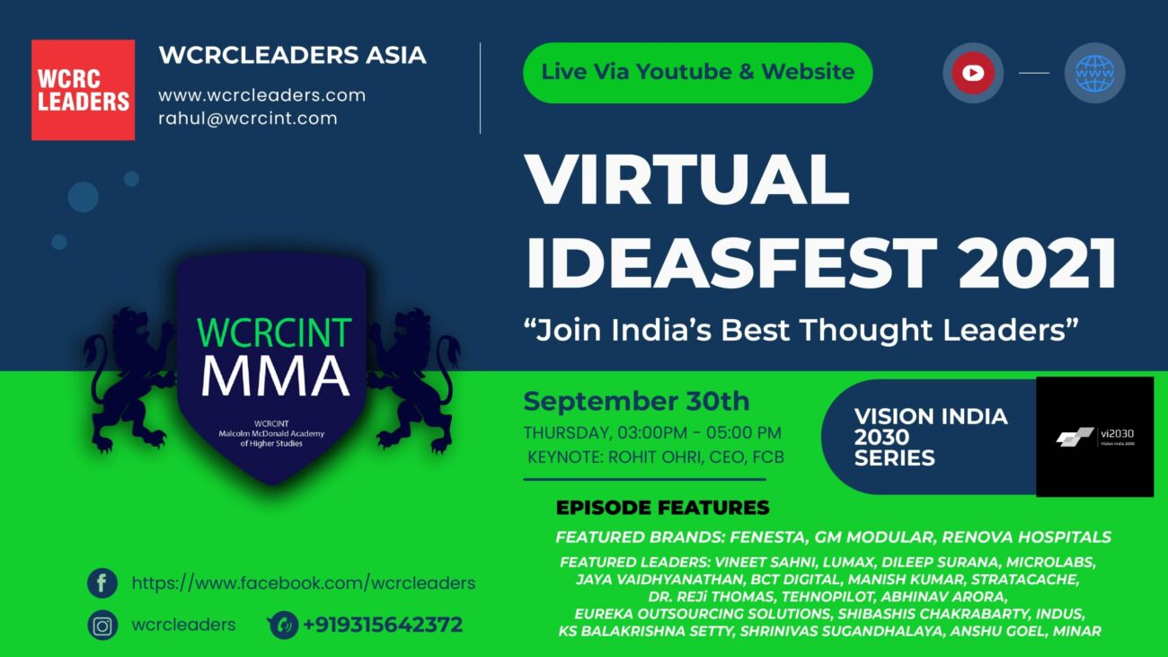 VI 2030 Ideasfest