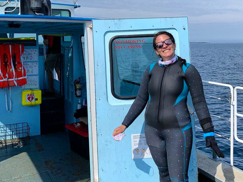 Wetsuits for every woman's body. Truli!