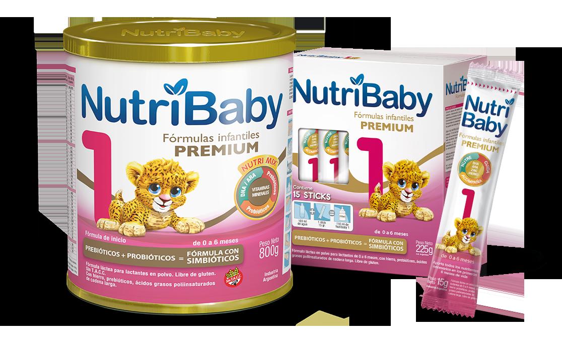 nutribaby fórmulas infantiles 1