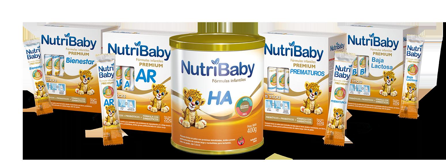nutribaby fórmulas especiales