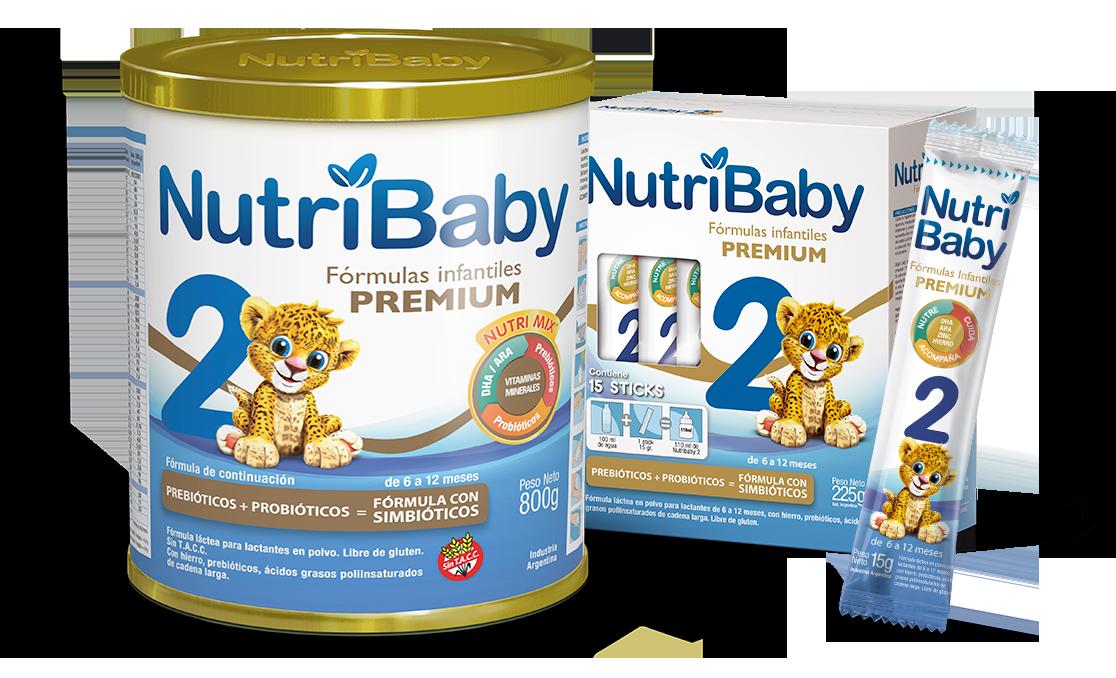 nutribaby fórmulas infantiles 2