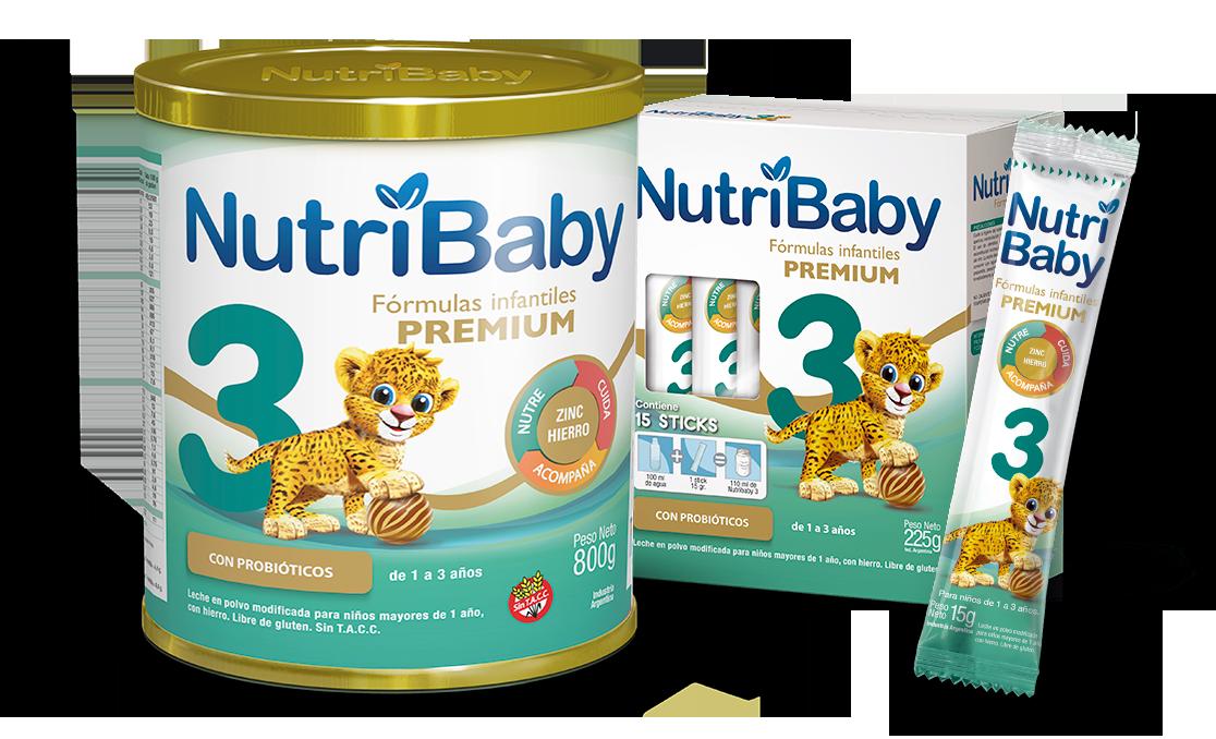 nutribaby fórmulas infantiles 3