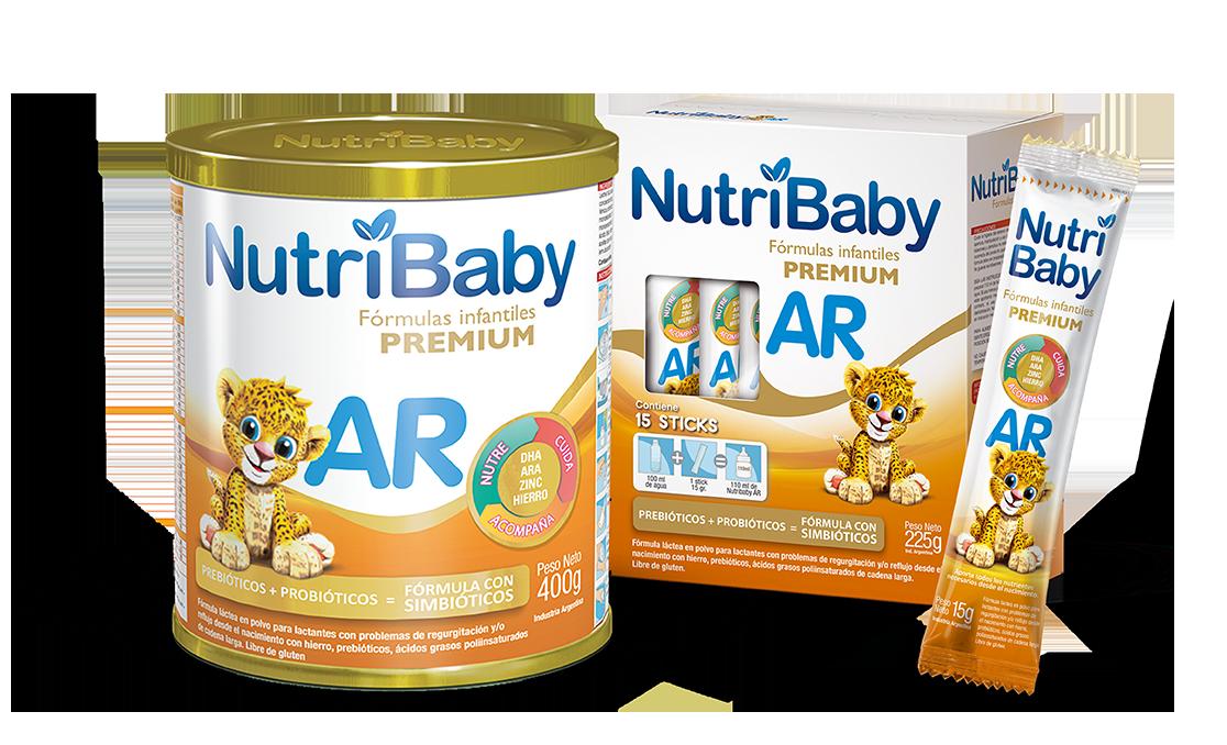 nutribaby fórmulas especiales AR