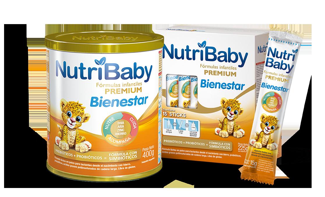 nutribaby fórmulas especiales Bienestar