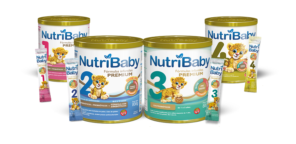 Fórmulas Infantiles NutriBaby